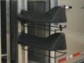 Swing Out Saddle Rack
