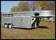 Used Horse Trailers