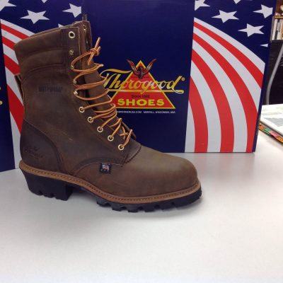 Thorogood Work Boots Davis Trailer World