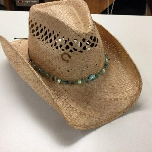 Cowboy Hats at Davis Trailer World