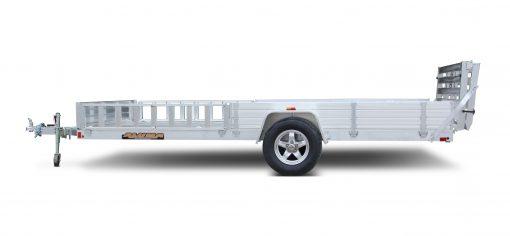 Aluma 8100 Utility & ATV Trailer Series