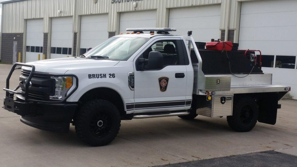 Custom Built Specialty Truck Beds Davis Trailer World