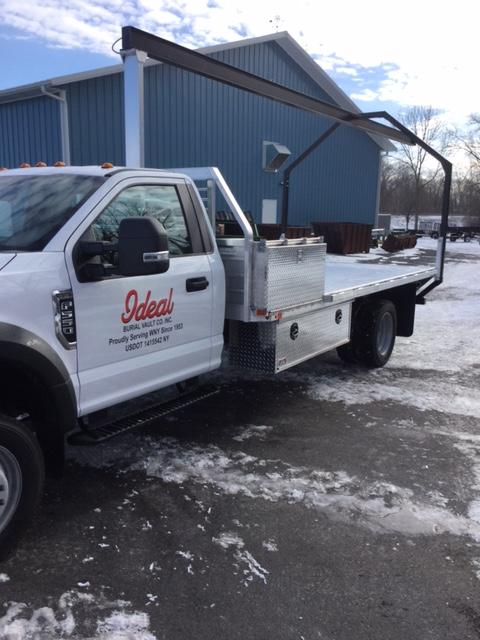 Custom Built Specialty Truck Beds - Davis Trailer World