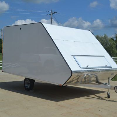 13 foot snowmobile trailer